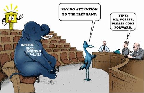 Underdrain Failure