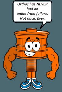 No Underdrain Failures
