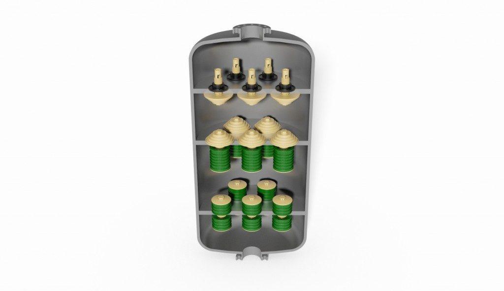 Ion Exchange Nozzles