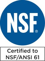 NSF 61 Certification
