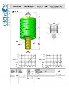 c2 Filter Strainer