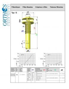 G Filter Strainer
