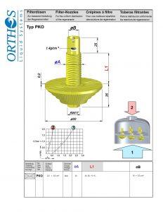 PKO Filter Strainer