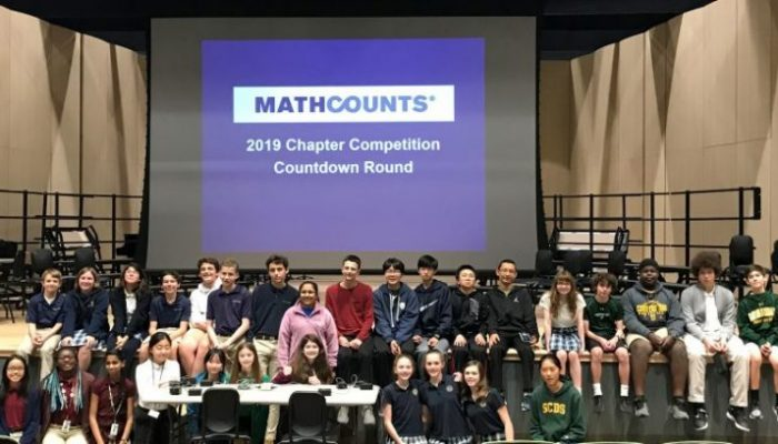 Mathcounts Participants