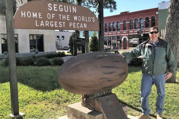Seguin, TX Largest Pecan