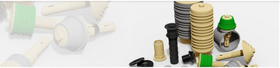 Filter nozzles used for water treatment