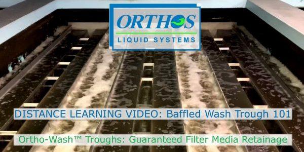 Baffled Wash Troughs