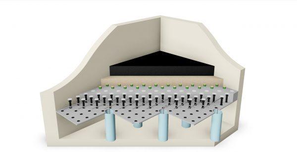 Orthos Filter Floor