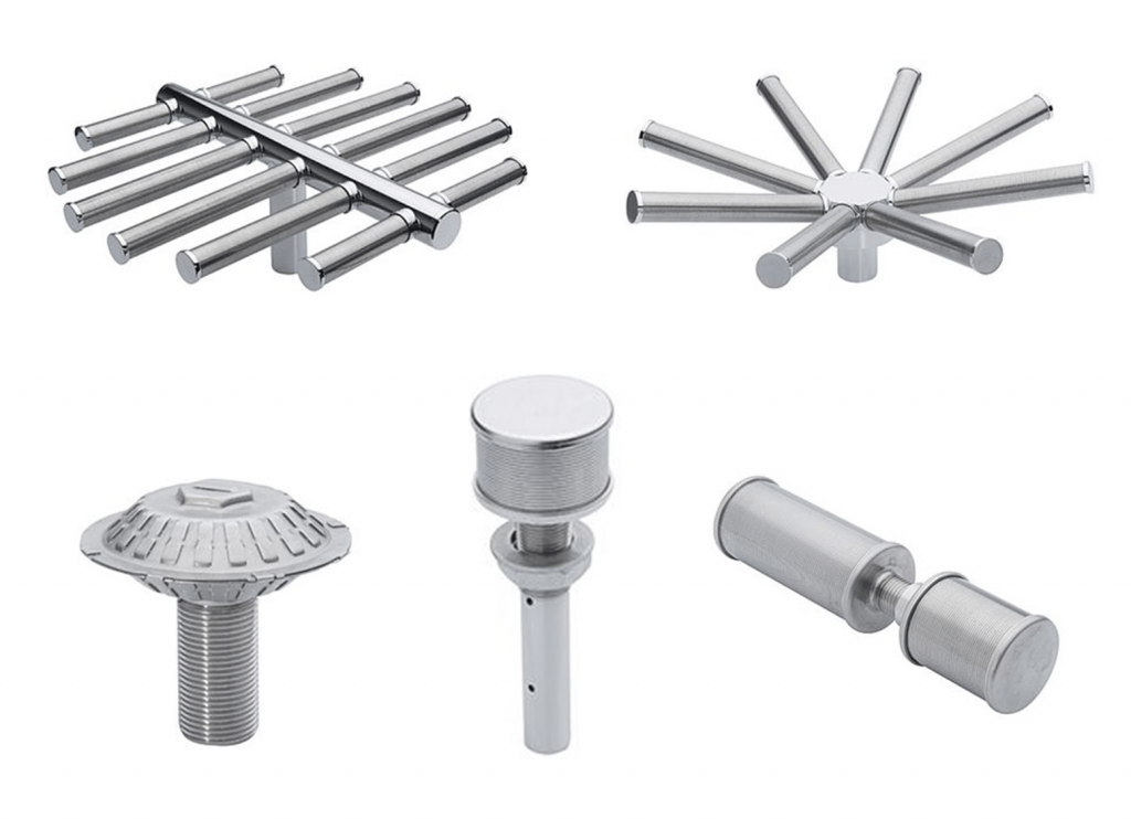 Orthos Stainless Steel Nozzles