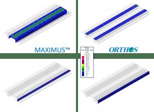 Stainless Steel Underdrain Finite Element Analysis