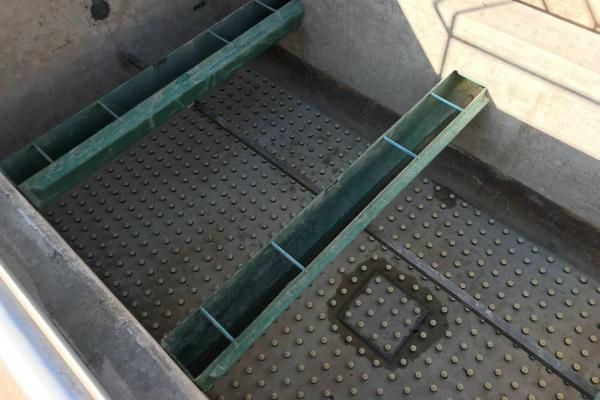 Plenum Access Hatch