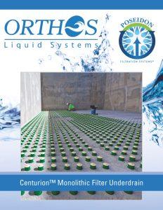 Centurion Monolithic Filter Underdrain Brochure